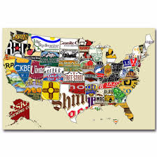 China Usa Map by Compare Prices On Usa Map Print Online Shopping Buy Low Price Usa