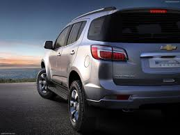 chevrolet trailblazer 2013 pictures information u0026 specs