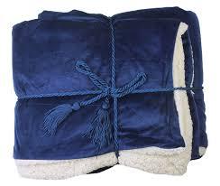 Oversized Faux Fur Throw Amazon Com Simplicity Faux Fur Blankets Throw Reversible 50
