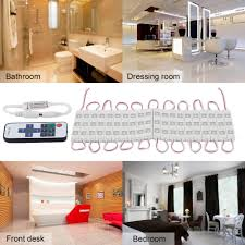 Bathroom Led Mirror Light by Compare Prices On Adjustable Bathroom Mirror Online Shopping Buy