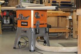 Ridgid Table Saw Extension Ridgid 10 Inch 13 Amp Table Saw R4512 A Concord Carpenter