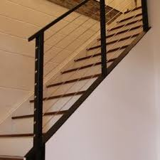 Iron Handrail For Stairs Custom Railings And Handrails Custommade Com