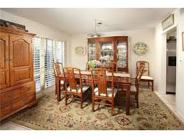 Andreas Dining Room Long Valley by 18175 Andrea Circle North N 2 Northridge Ca 91325 Mls