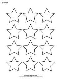 1 inch heart pattern use the printable outline for crafts