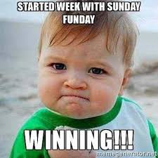 First Day Of College Meme - sunday funday let s end the weekend with a bang