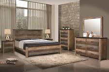 rustic bedroom sets rustic bedroom furniture ebay throughout sets decor 6