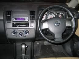 nissan tiida hatchback 2005 car picker nissan tiida interior images