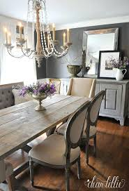 Grey Rustic Dining Table Dining Table Rustic Grey Wooden Dining Table Gray Round Rooms