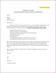 How Does College Acceptance Letter Look Like Acceptance Letter Sle Designproposalexle