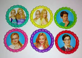 Liv And Maddie California Style by And Maddie Bottle Cap Necklace Party Favor Birthday