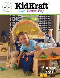 katalog kidkraft 2016 otroške igrače otroško pohištvo by
