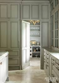 kitchen pantry doors ideas pantry door ideas transitional kitchen atlanta homes