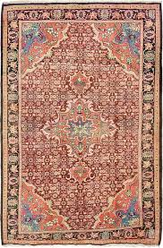 Bidjar Persian Rug Plum Red 6 U0027 6 X 9 U0027 8 Bidjar Persian Rug Persian Rugs Esalerugs