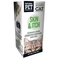 natural pet skin u0026 itch irritation relief for cats petco