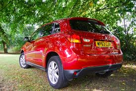 mitsubishi crossover 2014 mitsubishi asx 4 2 2l diesel 4wd review driving torque