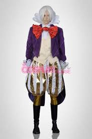 Wreck It Ralph Costume Wreck It Ralph King Candy Cosplay Costume Version 01 Wreck It