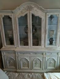 how much is my china cabinet worth shabby chic buffet reserved black hutch china cabinets and