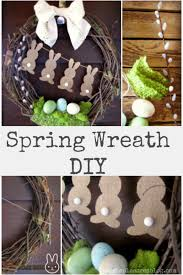 spring wreath diy simple acres blog