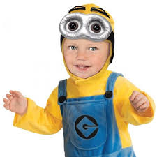 baby minion costume imported minion dress for kids with goggles minion fancy dress boys