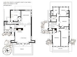 the gale floor plan main floor plan technically the 2nd of robie house plans