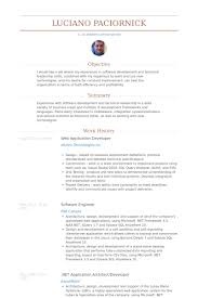 Application Resume Template Web Application Developer Resume Samples Visualcv Resume Samples
