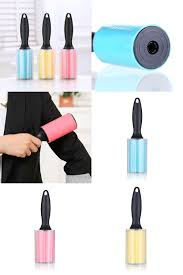 How To Remove Pet Hair From Clothes Visit To Buy Coloful Super Sticky Washable Lint Dust Brush Roller