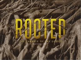 rooted parable of the sower sermon powerpoint powerpoint sermons