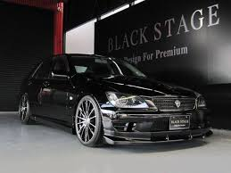 altezza car black toyota altezza as200 2001 black 31 662 km details japanese