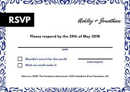invitation postcard templates canva