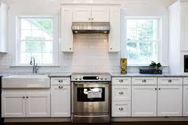 Modern Kitchen White Cabinets Modern Kitchen Contemporary Kitchen Backsplash Ideas With