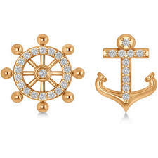 anchor earrings anchor earrings shop for anchor earrings on polyvore