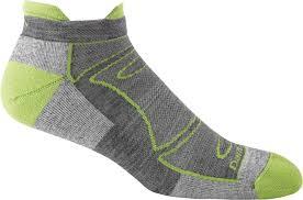 Gray Green Amazon Com Darn Tough Men U0027s Merino Wool No Show Light Cushion