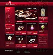 fabulous collection of jewelery website templates entheos