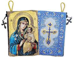 rosary cases eternal bloom tapestry rosary basilica of the