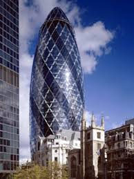 siege social swiss swiss re tower foster and partners londres 2004 floornature