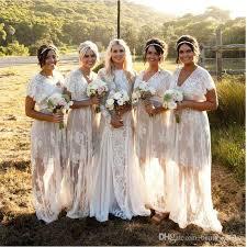 lace bridesmaid dresses best 25 lace bridesmaids gowns ideas on lace