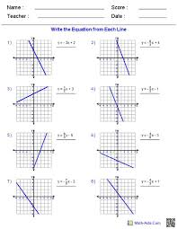 graphing inequalities in two variables worksheet answers 28