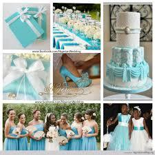 tiffany wedding favors wedding colors tiffany blue and