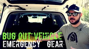 survival truck gear bug out vehicle survival gear part 1 youtube