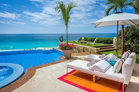 Los Cabos Mexico Map by Beachfront Villa 321 Luxury Retreats
