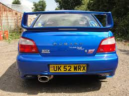 subaru prodrive 2002 subaru impreza wrx sti prodrive for sale great clean