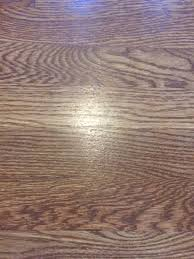 removing bubbles from hardwood floor refinish project