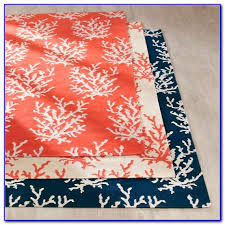 Coral Colored Area Rugs by Coral Shag Rug Home Design Inspiration Ideas And Pictures