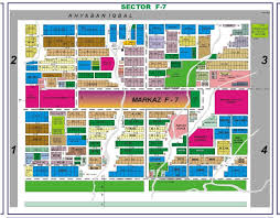 Islamabad Map Islamabad Guide Maps Berq Properties