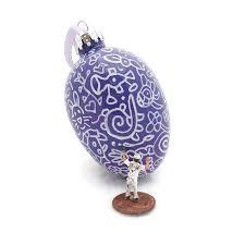 glass easter egg ornaments easter egg tree ornament glass easter egg ornament