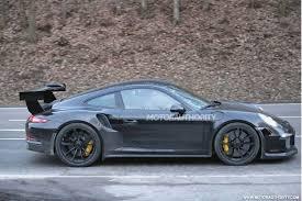 porsche gt3 rs porsche 911 gt3 rs spied volvo concept estate bmw x2 today s