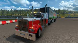 buy kenworth kenworth w900a custom ets 2 youtube