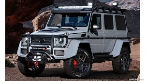 mercedes g wagon matte black 2017 brabus 550 adventure 4x4 based on mercedes benz g class 4x4