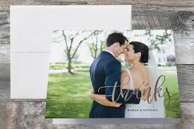 wedding thank you card etiquette everything you need to