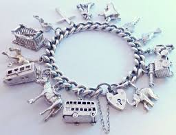 bracelet charms ebay images 68 best unusual vintage fine gold and silver jewellery images on jpg